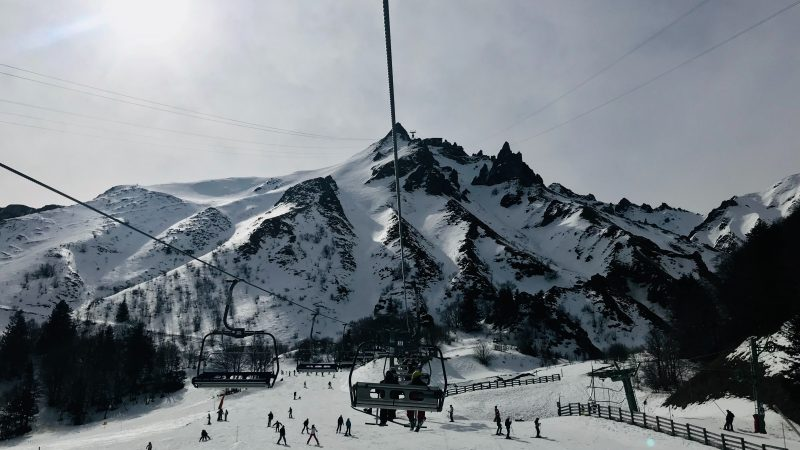 Où faire du ski en Auvergne ?