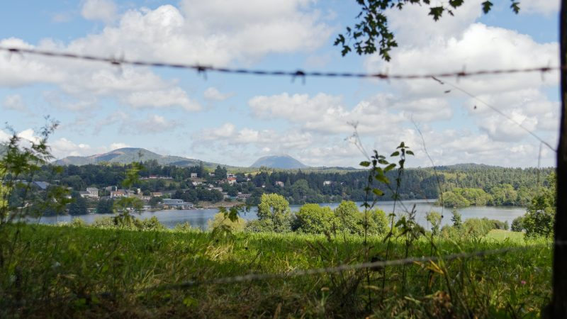 Les plus beaux lacs en Auvergne
