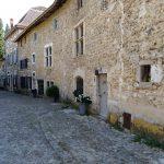 Pérouges Villes d'Auvergne