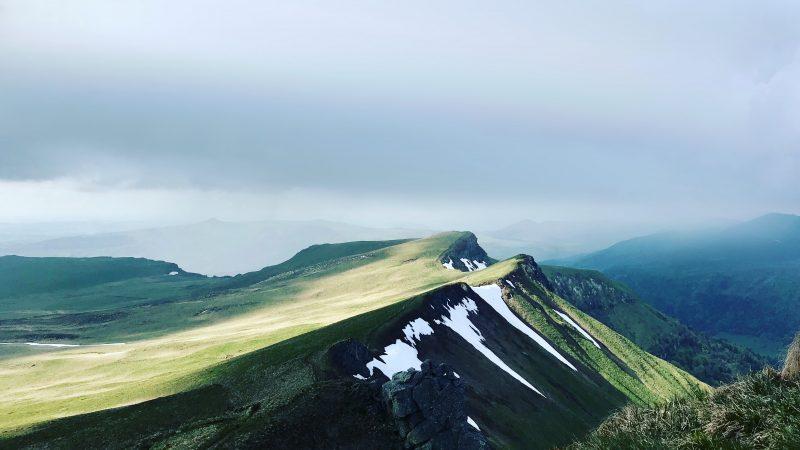 Les volcans du Puy de Dôme